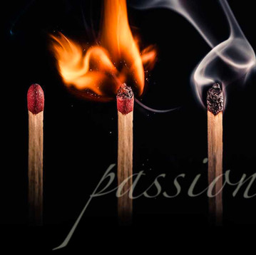 Falling in Love, Passion...& Leadership