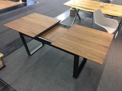 Massivholztisch Fold Plus