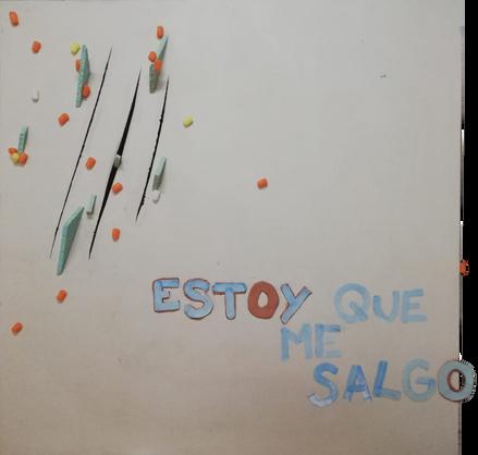 """""""Estoy que me salgo"""" (I am killing it)"""