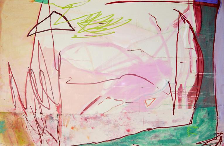 Blind Painting VI