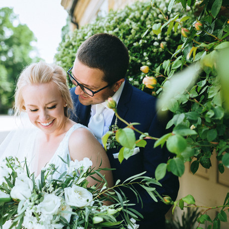 Our English Country Wedding