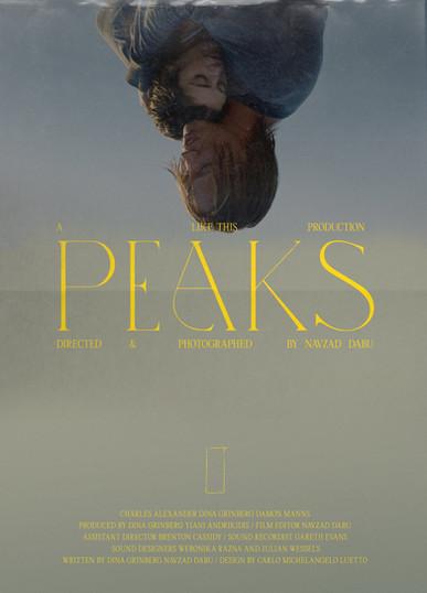 PEAKS /// short