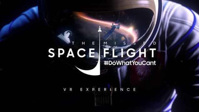 MISSED SPACEFLIGHT /// VR