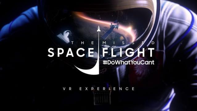 THE MISSED SPACEFLIGHT /// VR