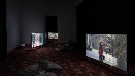 SQUARE /// art installation