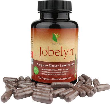 JOBELYN® SORGHUM CAPSULES