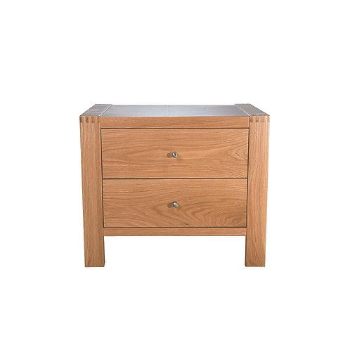 800橡木床頭櫃