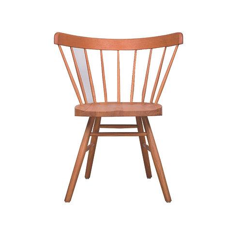 3104-彎背椅