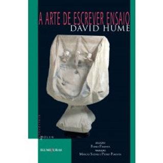 Arte de escrever ensaio, A  Autor: David Hume
