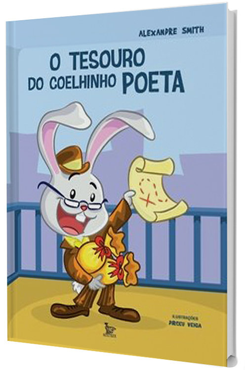 O tesouro do coelhinho poeta