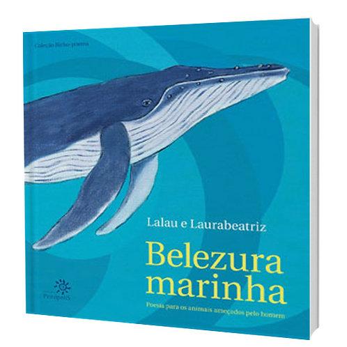 Belezura Marinha: poesia para os animais ameaçados pelo homem