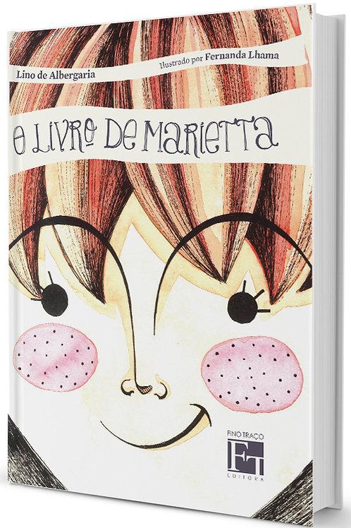 O livro de Marietta - Fantasia Amizade
