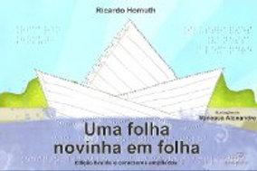 Uma folha novinha em folha  -  Autor: RICARDO HOMUTH