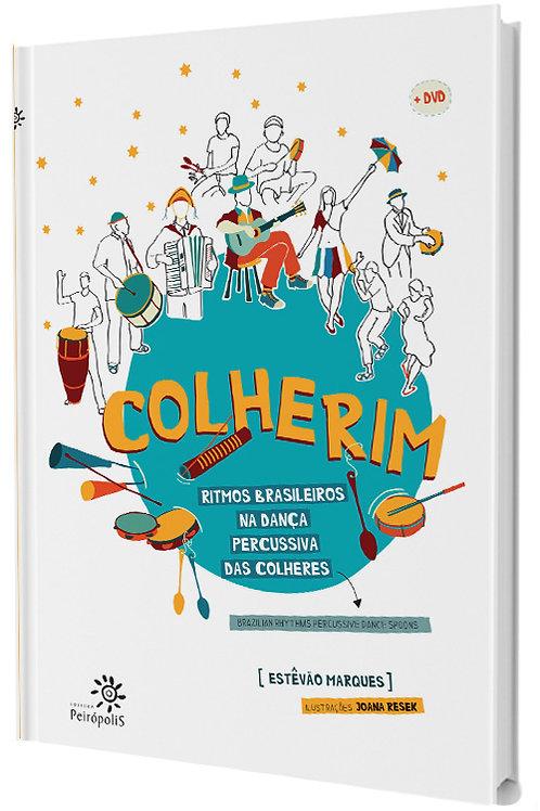 Colherim: ritmos brasileiros na dança percurssiva das colheres
