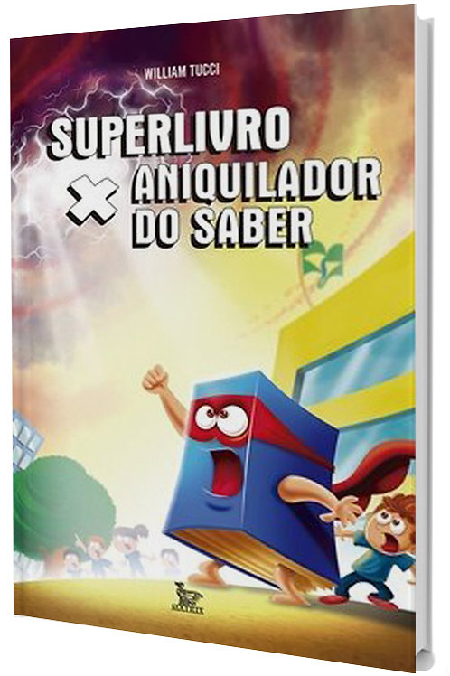 Superlivro X Aniquilador do Saber