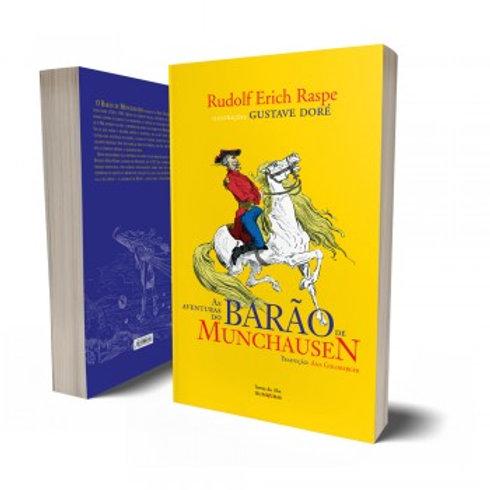 As aventuras do Barão de Munchausen - Literatura Alemã
