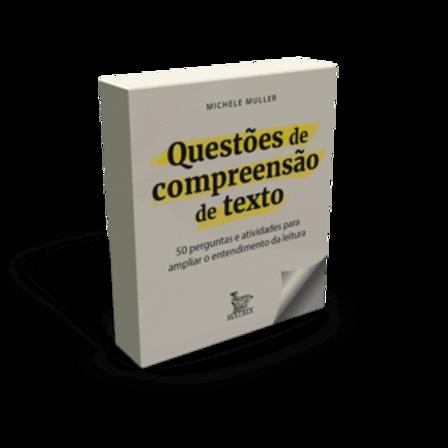 Questões de compreensão de texto