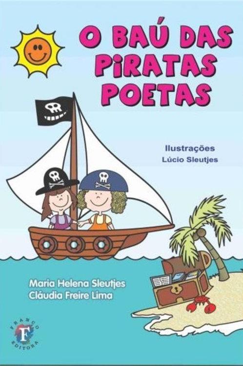 O baú das piratas poetas - sentimentos