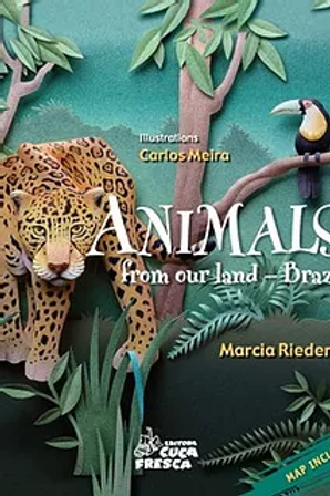 Animals from our land - Meio Ambiente