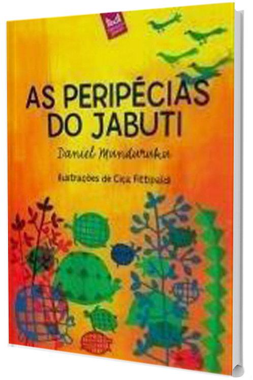 As peripécias do jabuti -  Fábulas Indígenas
