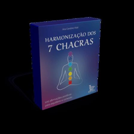 Harmonização dos 7 chacras