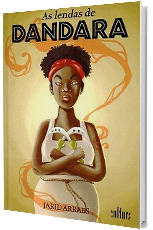 As Lendas de Dandara -  Culturas Africanas