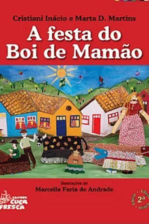 A festa do Boi de Mamão - sem CD