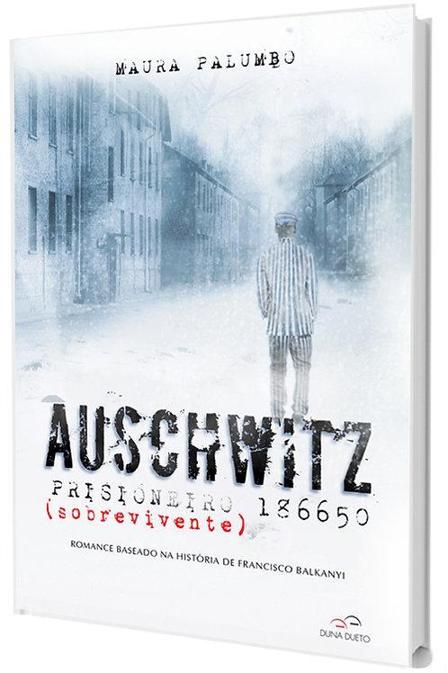 Auschwitz - Prisioneiro (sobrevivente) 186650