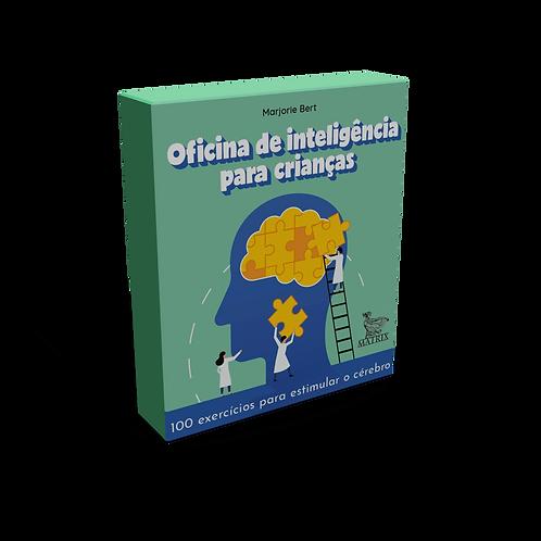 Oficina de inteligência para crianças -  Atenção