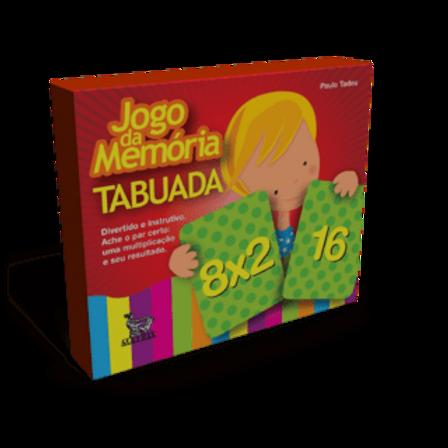 Jogo da Memória - Tabuada