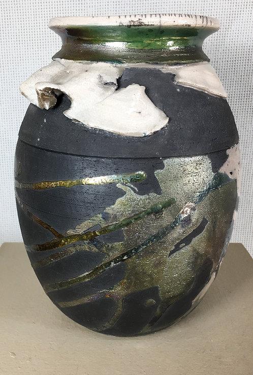 Ruffle Jar