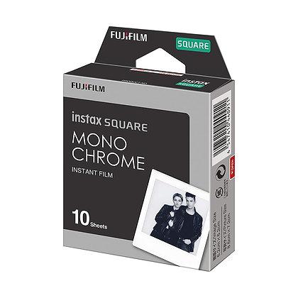 Square Monochrome Film X10