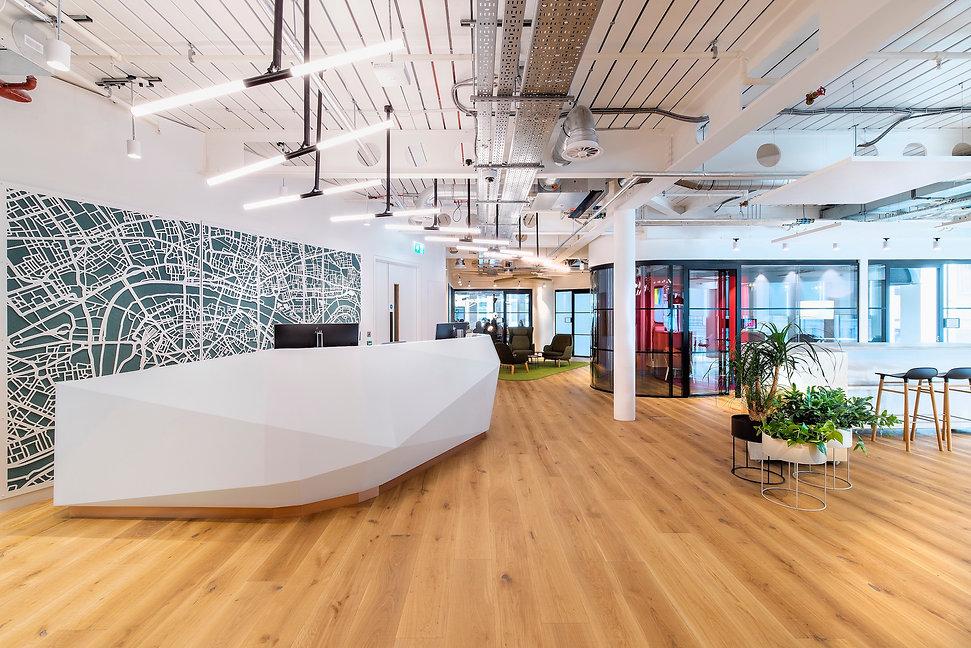 HB Reavis UK Headquarters