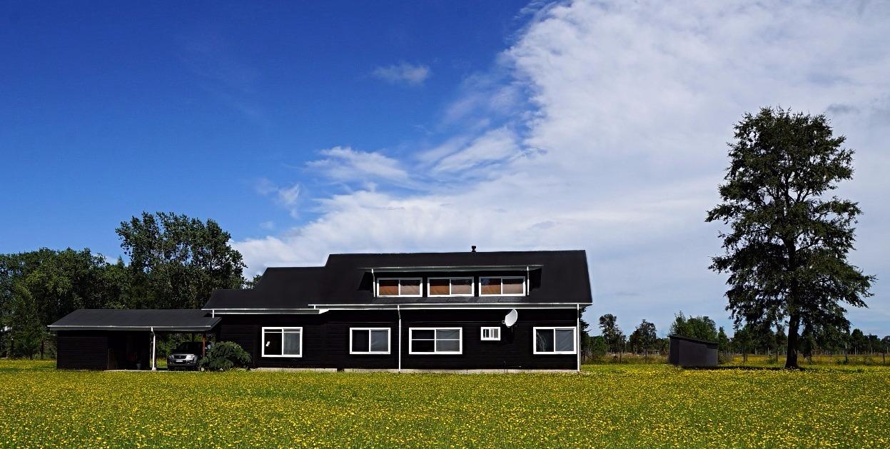 Cabañas La Casa Negra