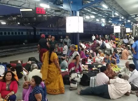 כתבה 14- רכבות בהודו כבית ספר לחיים