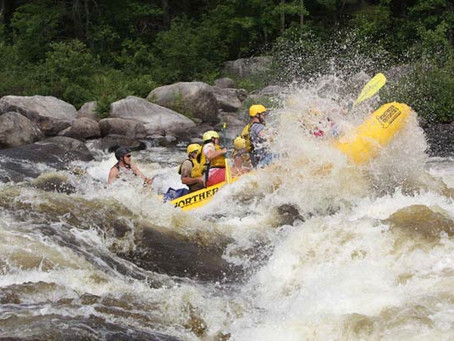 Whitewater rafting and Trekking Inca Jungle Trail- Peru