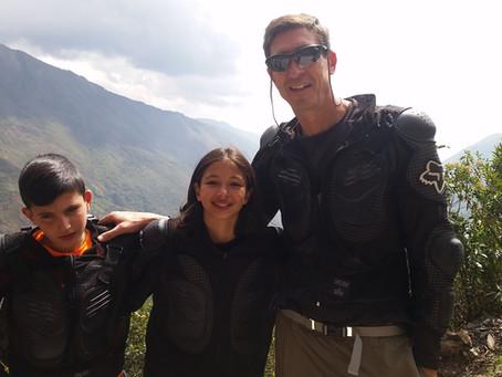 כתבה 2- אתגרים בדרך למאצ'ו פיצ'ו- Inca Jungle Trek