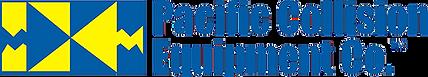 Pacific CollisionEquipment Co. Logo