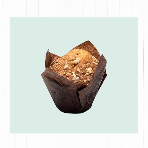 Muffins Crumble Arándano - 2 unidades