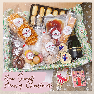 Box Sweet Merry Christmas