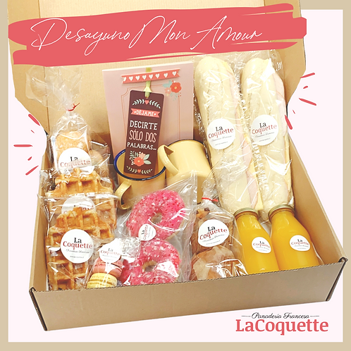 Desayuno París Mon Amour!