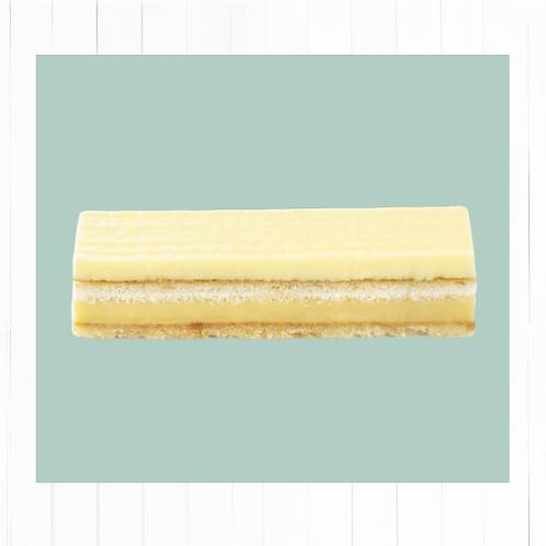 Bizcocho cremoso de limón