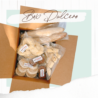Caja de regalo - Box Dulcero