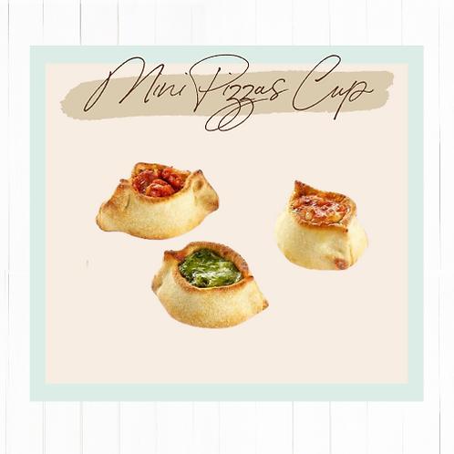 Mini Pizza Cup - 12 unidades