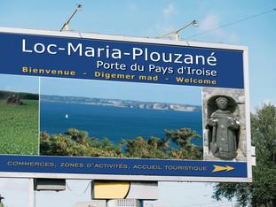 Panneau Locmaria