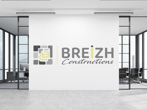 Logo - Breizh Constructions