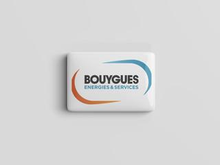 Magnet Bouygues Énergies & Services