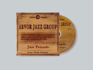 """Just friends"" d'Arvor Jazz Group"