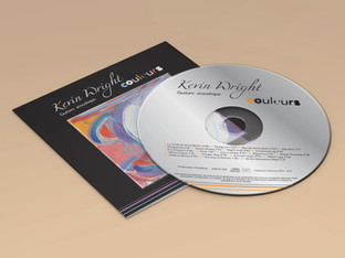 """""""Couleurs"""" de Kevin Wright"""