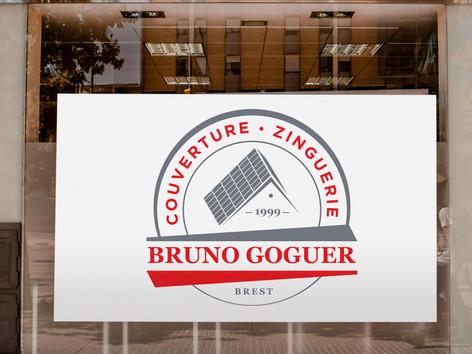 Logo - Bruno Goguer